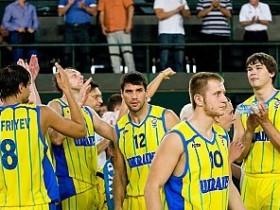 Мужская сборная Украины по баскетболу