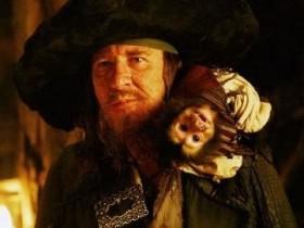 Командир Барбосса,Пираты Карибского моря