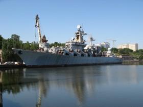 корабль Украина
