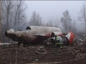 заключительный полет Качиньского