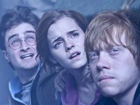 Гарри Поттера и дары гибели. Часть 2