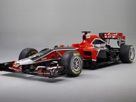 Virgin Racing MVR-02