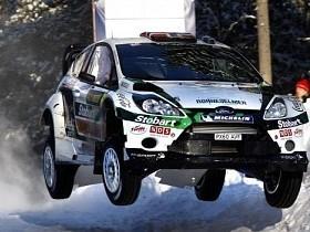 Авто-ралли Финнског