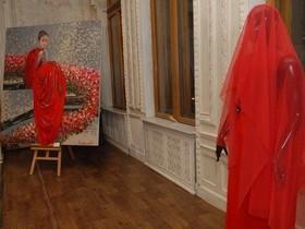 Раскрылась арт-фэшн демонстрация Mode'n'Art