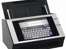Fujitsu ScanSnap N1800,принтер