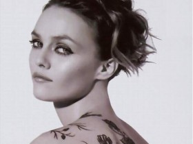 Анджелина Джоли, Ванесса Паради