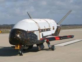 конфиденциальный мини-шаттл X-37B
