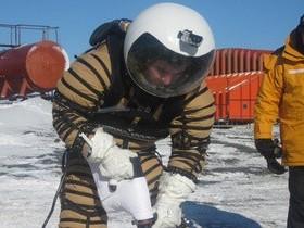 костюмы для полета на Марс