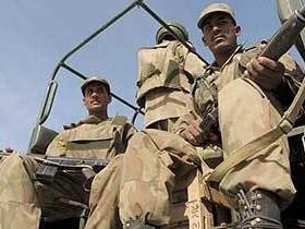пакистан армия