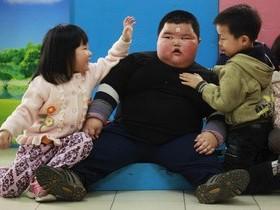 ребенок-гигант