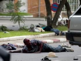 жертвы на демонстрациях