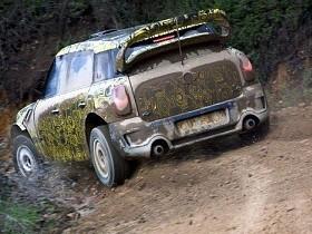 Пол Мик Мини WRC