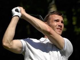 Андрей Актау,гольф