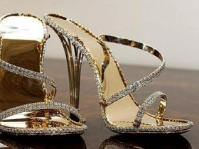туфли за 140 миллионов фунтов