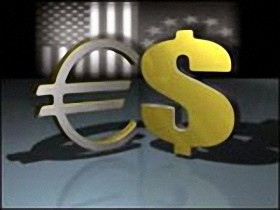 euro,доллар