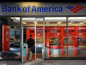 Банк of America