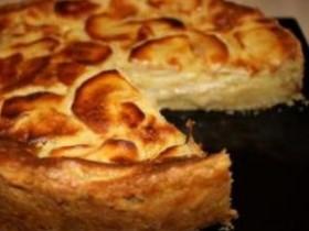 Цветаевский виноградный пирог