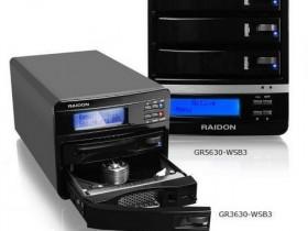 RAIDON: RAID-станции