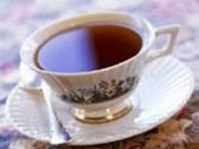 Прохладный кофе