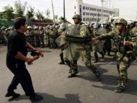 КНР дихуа массовые волнения