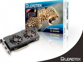 Leadtek WinFast GTX 560 O.C