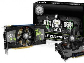 KFA2 GeForce GTX 560