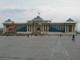 монголия,пекин,площадь
