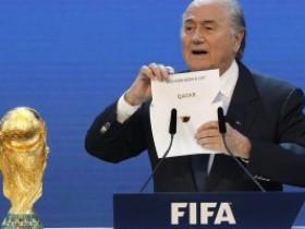 Блаттер,ФИФА