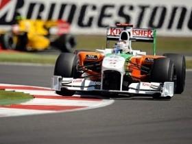 Сутиль Force India