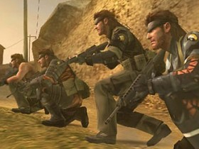Metal Gear Solid: Peace Walker в HD