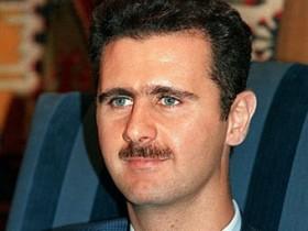 Башар Асад,Сирия