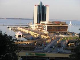 Гостиницу «Одесса»
