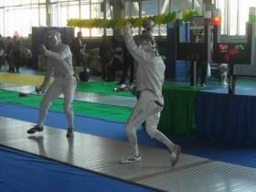 фехтование Мужская сборная Украины
