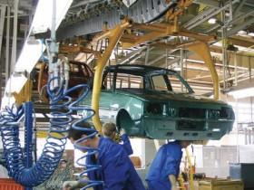 изготовление автомашин