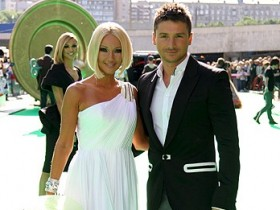 Сергей Лазарев и Лира Кудрявцева поженились?