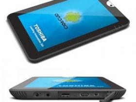 микропланшеты Toshiba Thrive