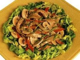 Салат строганов
