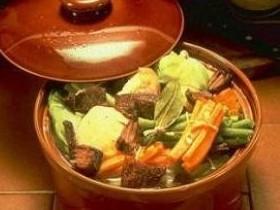 Кушанье овощное по-деревенски