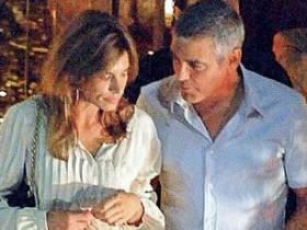 Джордж Клуни,Элизабет Каналис