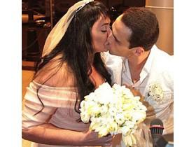 Лолита и Д. Иванов организовали свадьбу на двоих во Франкфурте