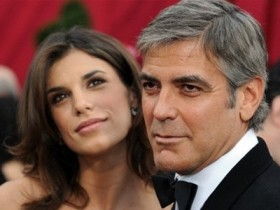 Джордж Клуни,Элизабетта Каналис