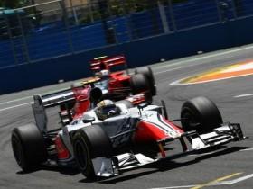 Гран При Европы,HRT F1