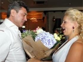 Ирина Одинцова,Борис Немцов