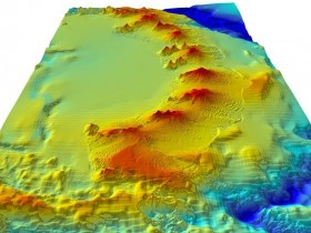 подводный вулкан