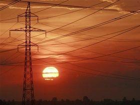 высоковольтной линии электропередачи