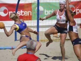 Сборная Украины по пляжному гандболу