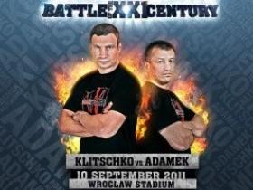 Кличко vs Адемек