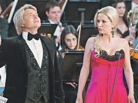 Анатолий Басков,Маша Максакова