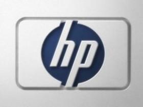 HP лого