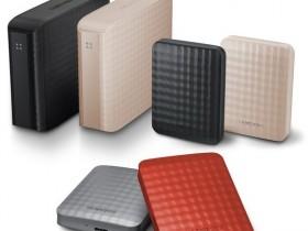 наружный HDD с USB 3.0,«Самсунг» М2 Portable и C2 Portable